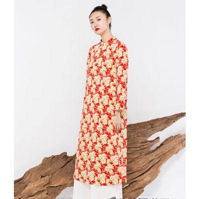 高端品牌设计师女装尾单一手货源批发 品牌折扣女装拿货渠道
