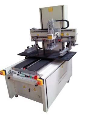广东中扬机械丝印机(图)-中山全自动丝印机公司-全自动丝印机