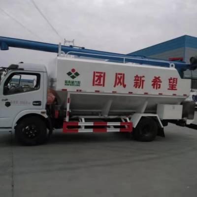 甘肃甘南饲料加工厂运输车多少钱一辆