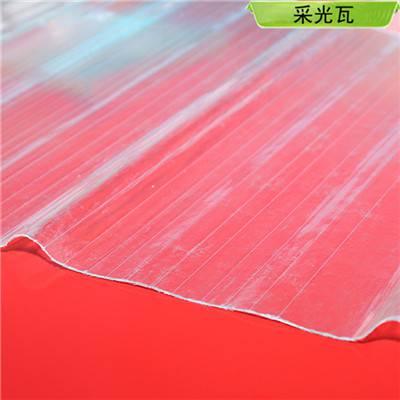 福建省莆田市820型1.2厚屋面楼顶采光板温室大棚专用采光板FRP采光板报价
