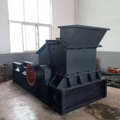 反击式制砂机设备 青石推拉式制砂机 液压开箱细碎机