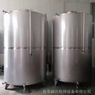 立式白酒储存罐 不锈钢酒容器厂家 河北生产加工酒罐厂家 卧式运输罐 白酒罐
