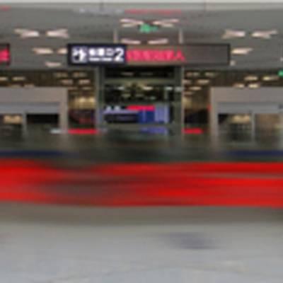 天津滨海高铁广告,天津滨海站高铁灯箱广告