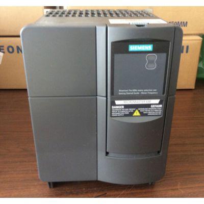 西门子变频器7.5千瓦6SE6440-2UD27-5CA1 MM440