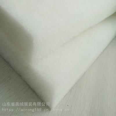 阻燃棉 B1级阻燃聚酯纤维吸音棉 阻燃硬质棉白色聚酯纤维隔音棉