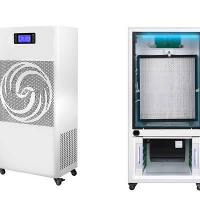 浅议利安达公司空气净化消毒机拦截病毒气溶胶的可行性