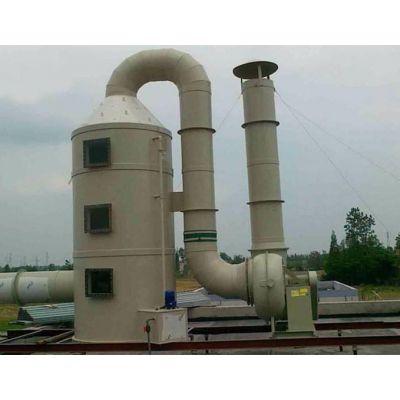 喷漆废气净化设备环保型喷淋塔净化塔