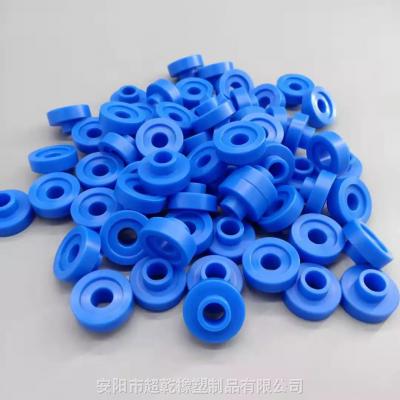 蓝色尼龙滑块定制