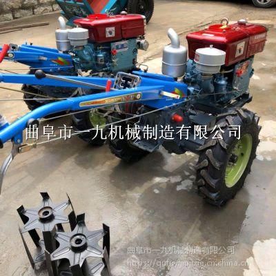 10馬力手扶拖拉機 12馬力農用旋耕拖拉機 15運輸手扶兩輪車 廠家直銷