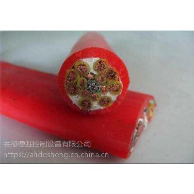 德胜YGCR硅橡胶绝缘硅橡胶护套移动用电力软电缆2*95mm2优质的