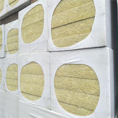 防水型外墙岩棉板 双面砂浆岩棉复合板一平方价格
