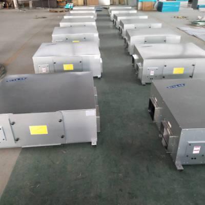 优质商用卧式吊顶式热回收新风换气机 全热交换器厂家