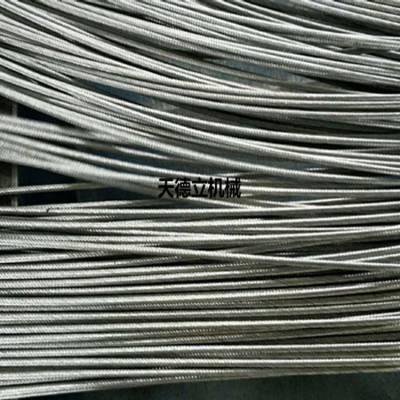 现货供应钢丝穿条 优质钢丝穿条 输送带串条 皮带扣穿条