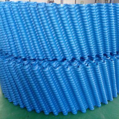 冷却塔填料 圆填料 PVC阻燃性填料厂家 亿恒塑料