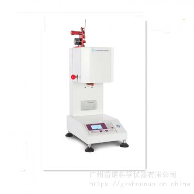 广州首诺 厂家现货 熔融指数测定仪