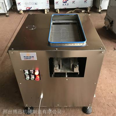 切肉片机器 切肉片 酸菜鱼切鱼片机 鱼片机器 博迅