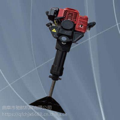 亚博国际真实吗机械 苗木断根起树机 快速断根起树机 各种型号手持汽油移树机