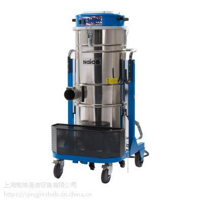 耐柯NAICO工业吸尘器A120 机床加工配套工业吸尘器100L