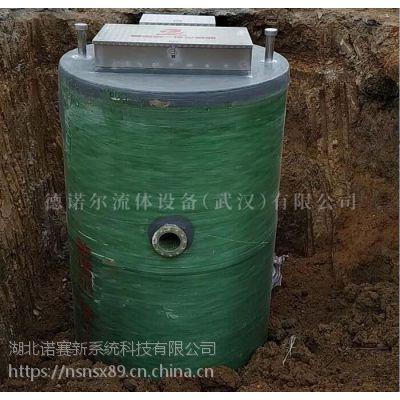 城乡一体化污水泵站 生产厂家
