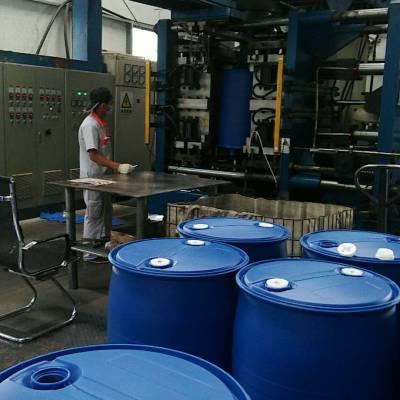 200L闭口单/双L-环桶规格 塑料桶厂家-济宁永固桶业