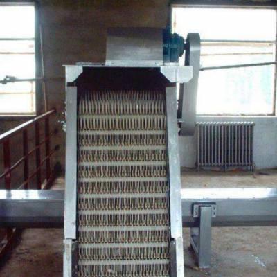 安徽污水处理设备格栅机除污机特点说明
