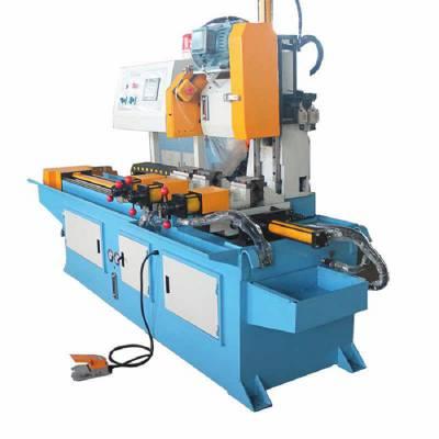 薄壁不锈钢管切管机 全自动送料切割机 无毛刺方管切管机械设备