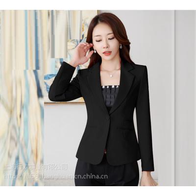 上海西服定制女式衬衫套装定制批发厂家