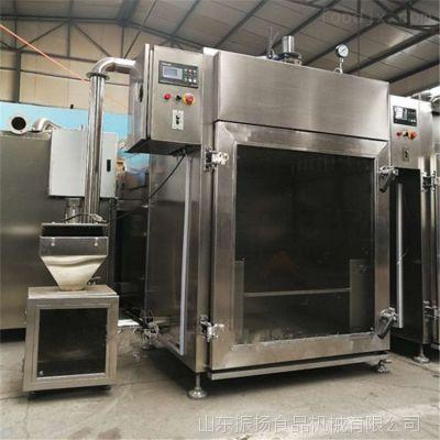 熏豆腐干机器 肉食品专用的烟熏炉 鱼类烟熏炉