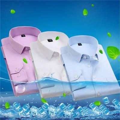 半袖衬衫-丰台区衬衫-北京芊美艺服装厂(查看)
