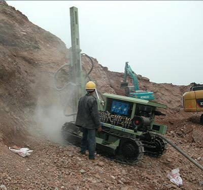 矿山钻机价格-矿山钻机-龙业机械