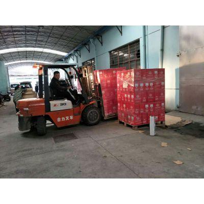 上海到到南昌红酒托运专线