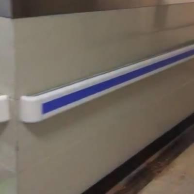 天津老人院扶手生产厂家 防撞扶手 医用医院内扶手供应商