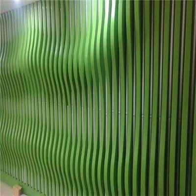 医院型材铝方通安装工艺