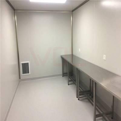 仪器室 无菌室 洁净室规划 装修WOL