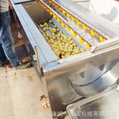 土豆去皮机毛棍土豆去皮机器土豆去皮机多少钱损耗小去皮范围广