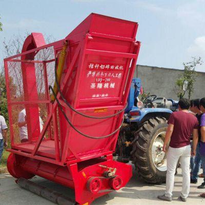 玉米收割秸秆回收机厂家