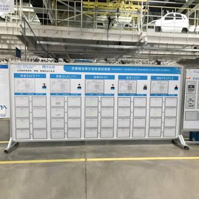 生产车间看板办公场所白板公共场所展示栏