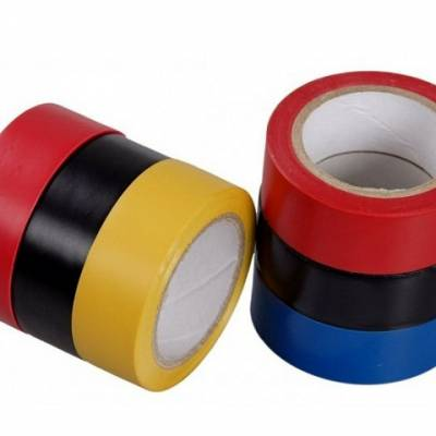 PVC电工绝缘胶带 环保阻燃电气胶带 黑胶布