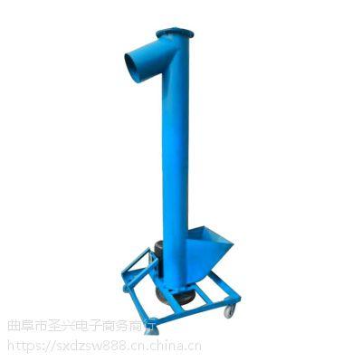 小型管道螺旋提升机厂家推荐 定做螺旋提升机