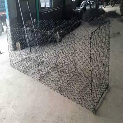 现货 锌铝低碳钢丝格宾网 石笼袋