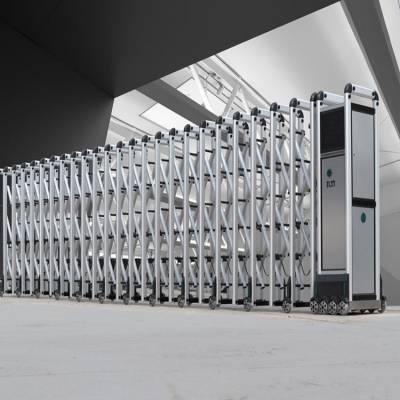 不锈钢电动大门销售 中山石台电动伸缩门 电动伸缩门不锈钢 合肥市电动伸缩门哪里卖