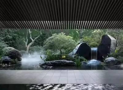 抚顺园宿园艺庭院景观规格 私家园林设计施工 设计新颖