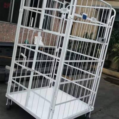 东莞锦川周转车 物流台车 折叠式台车专业定制供应