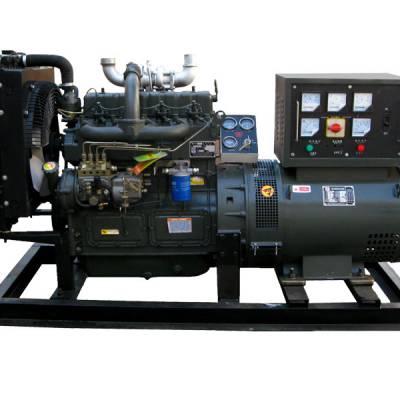 厂商供应40KW潍柴柴油发电机组发电机提供