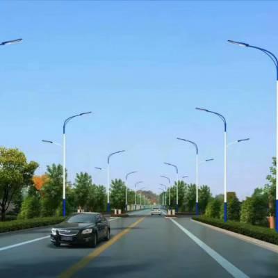 宁德10米120w LED接电路灯 220V市政路灯生产厂家直销价格