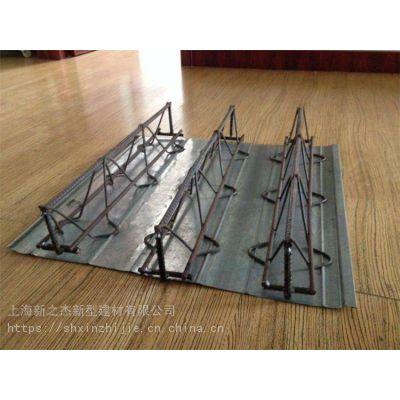 芜湖40克锌层钢承板厂家生产TDA7-110型钢筋桁架楼承板
