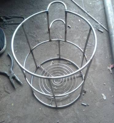 烘烤框医用消毒筐器件清洗篮耐腐蚀网框