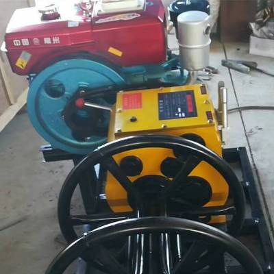 Jjm-5 柴油绞磨机价格 机动绞磨机工厂 引线绞磨机 博信达电力