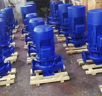立式管道泵厂家-华奥水泵-西藏立式管道泵