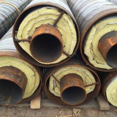 钢套钢蒸汽岩棉保温管厂家提醒购买须知